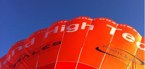 Holland High Tech branding